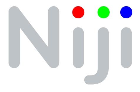 <strong>Création de Noms de marques d' entreprises & de sociétés .Timbuktoo-naming. Logo_Niji</strong>