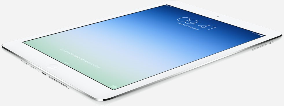 Naming : iPad Air, la 5e génération de la tablette Apple