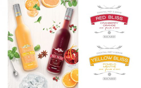 Yellow Bliss Red Bliss, Ricard