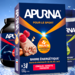 Naming : Apurna, gamme de nutrition sportive de Lactalis
