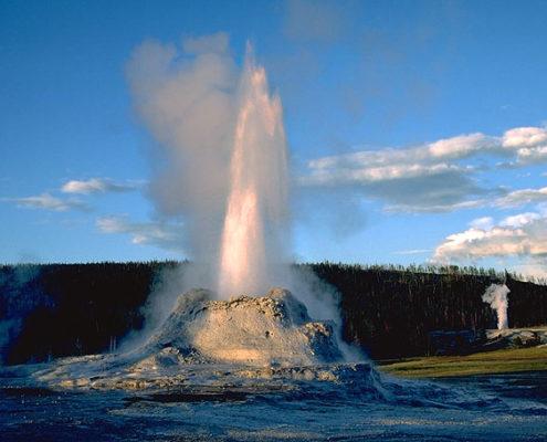 geysers, geyser nom