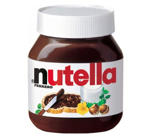 Nutella-packaging