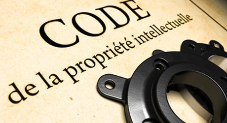 Image code de la propriété intellectuelle