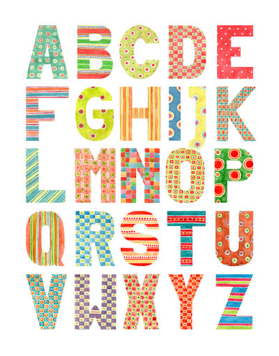 alphabet linguistique, alphabet