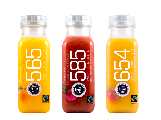 Naming : la marque The Fruit Lab débarque en France