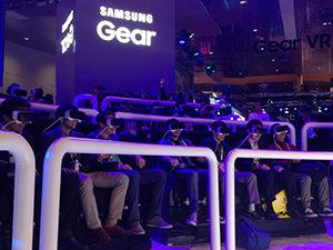 Samsung, CES, Las Vegas