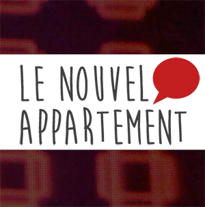 le nouvel appartement