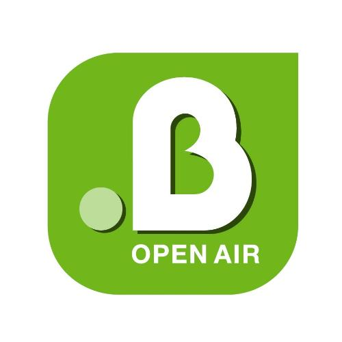 B open air_logo, Mr Bricolage