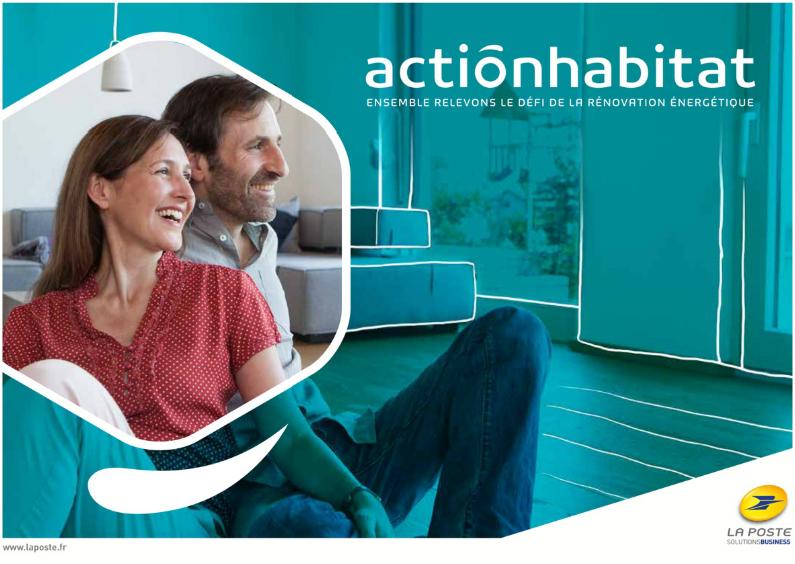 Action Habitat, La Poste