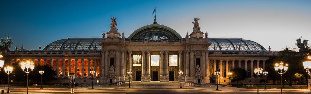La Biennale des Antiquaires, Le grand Palais