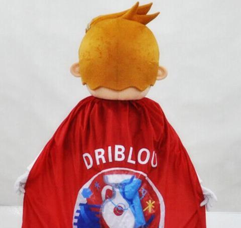 Driblou logo
