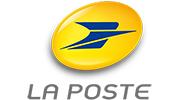 La Poste logo, La Poste