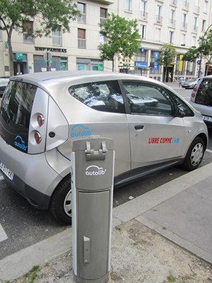 Autolib', Paris