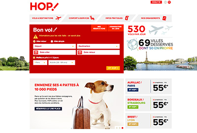 Hop!, Air France