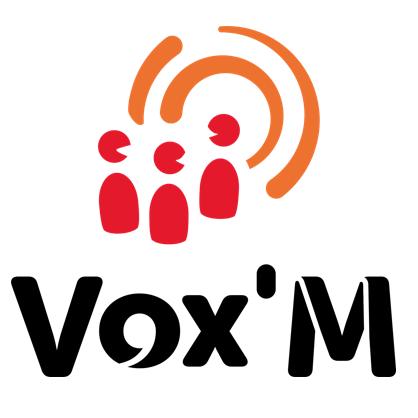 VOX M logo
