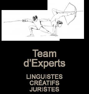 Team d'experts